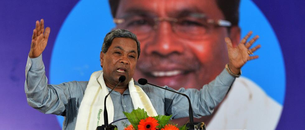 Tripura poll results will have no impact in K'taka, says Siddaramaiah