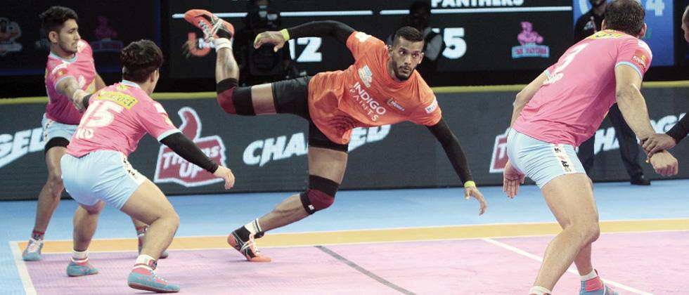 Super Siddharth gives U Mumba win