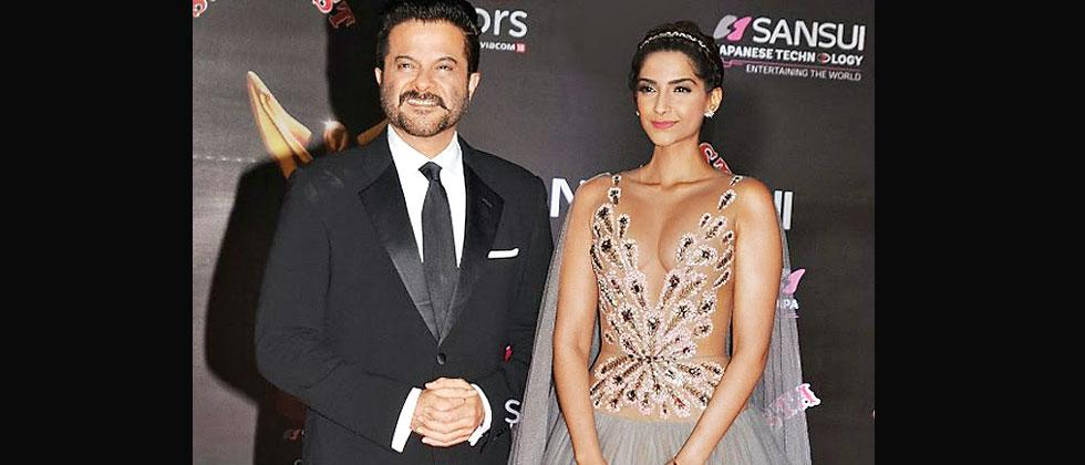 Sonam starts shooting with Anil Kapoor in Patiala