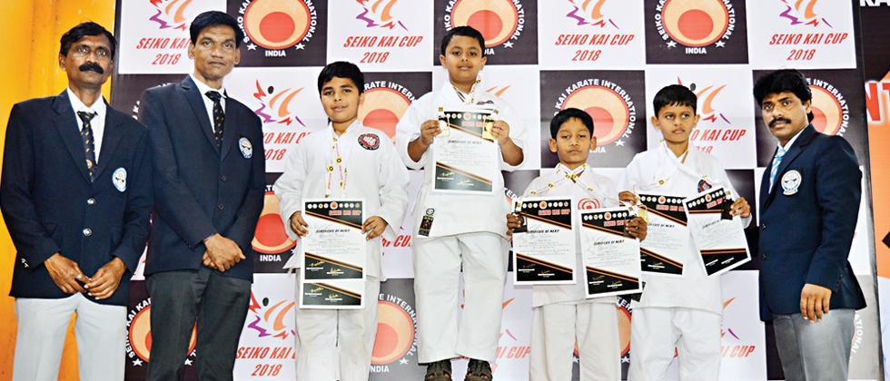 Kalyani School wins 13 gold medals