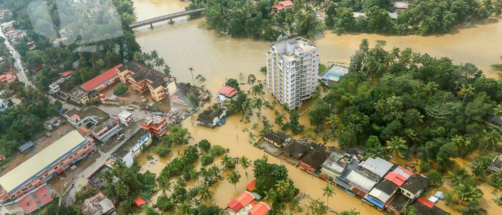 Kerala floods man-made
