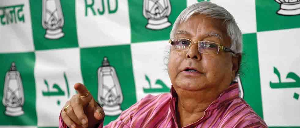 Court reserves order on summoning Lalu, others in IRCTC hotels case