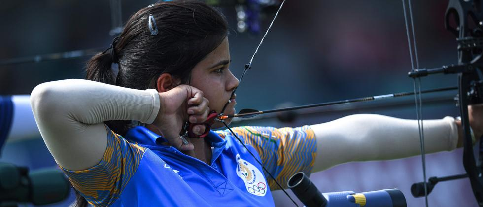 Indian women's compound archery team settles for silver