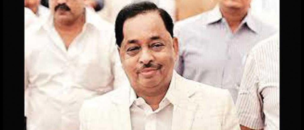 Narayan Rane files nomination for Rajya Sabha