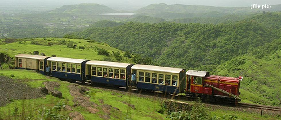 Toy train service resumes in Matheran