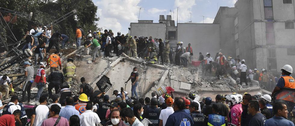 Mexico quake toll rises to 139