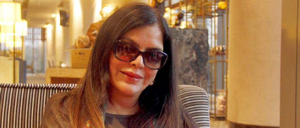 Businessman held after Zeenat Aman files rape, cheating complaint