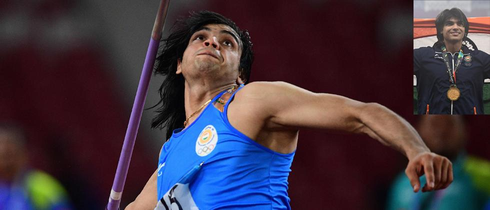 Neeraj establishes his reign with javelin gold