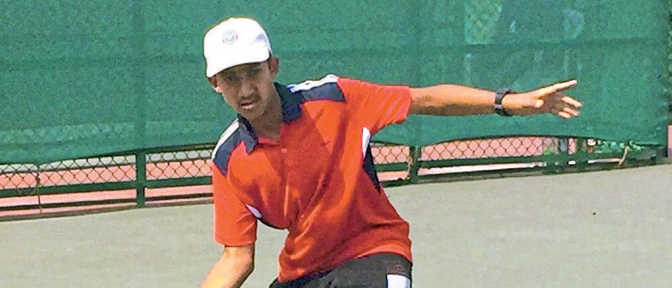 Nishith enters main draw