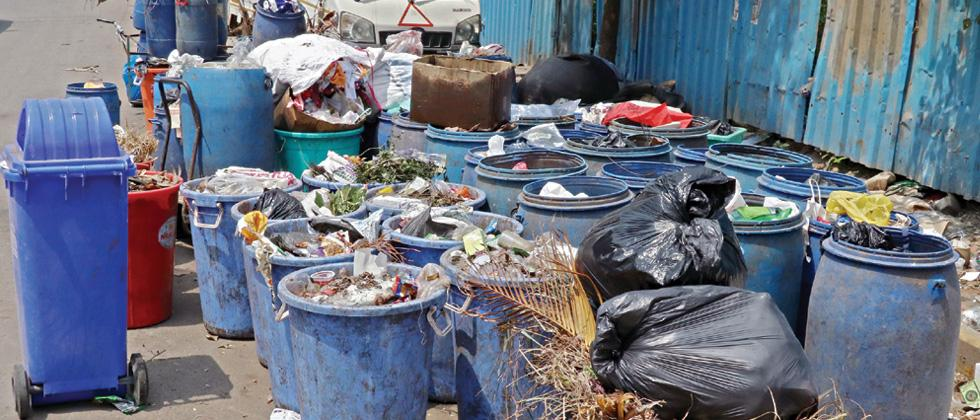 Only 50 pc waste being segregated in PCMC