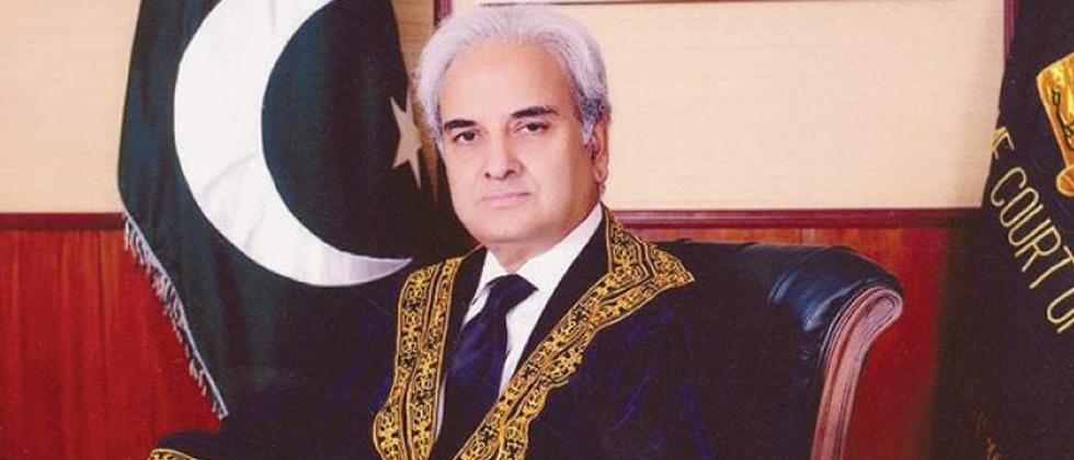 Former chief justice Nasirul Mulk named Pakistan's caretaker PM