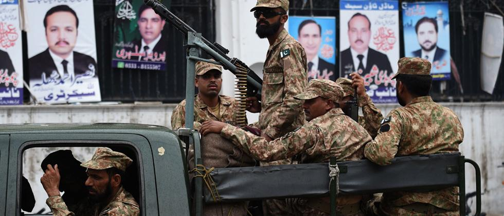 Pakistan set for elections amid uncertainty, terror attacks