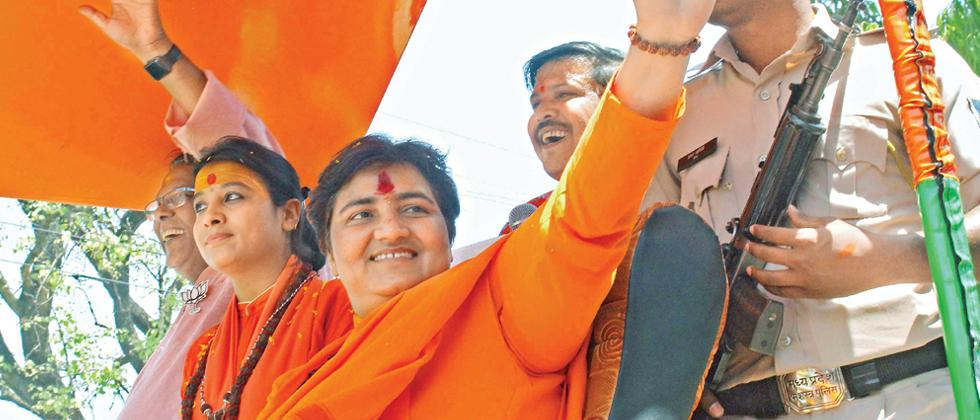 LokSabha 2019: Activists to campaign against Sadhvi
