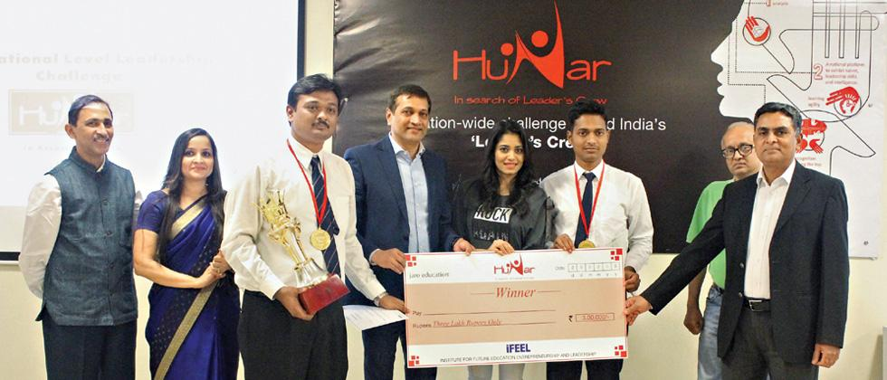 BIT students declared as the winners of 'Hunar'
