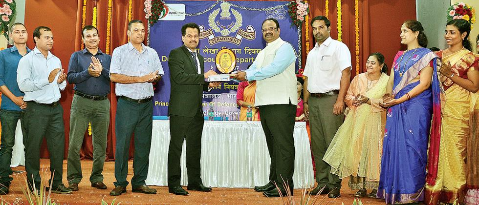Defence Accounts Department celebrates Annual Day with glee