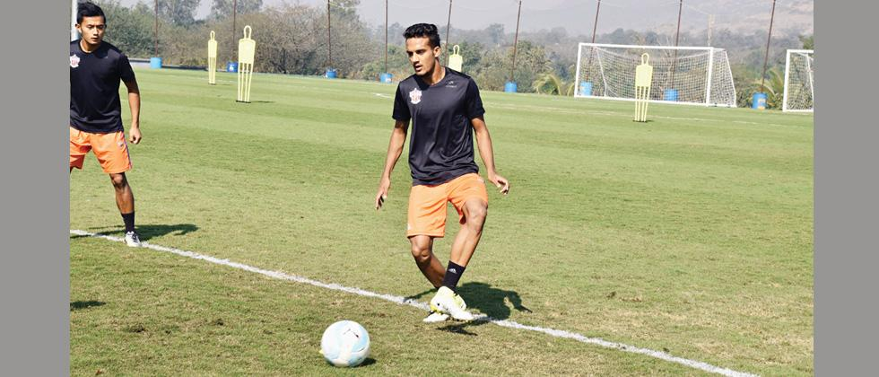 Defender Sahil Panwar: FC Pune Citys graduate of Class of 2017