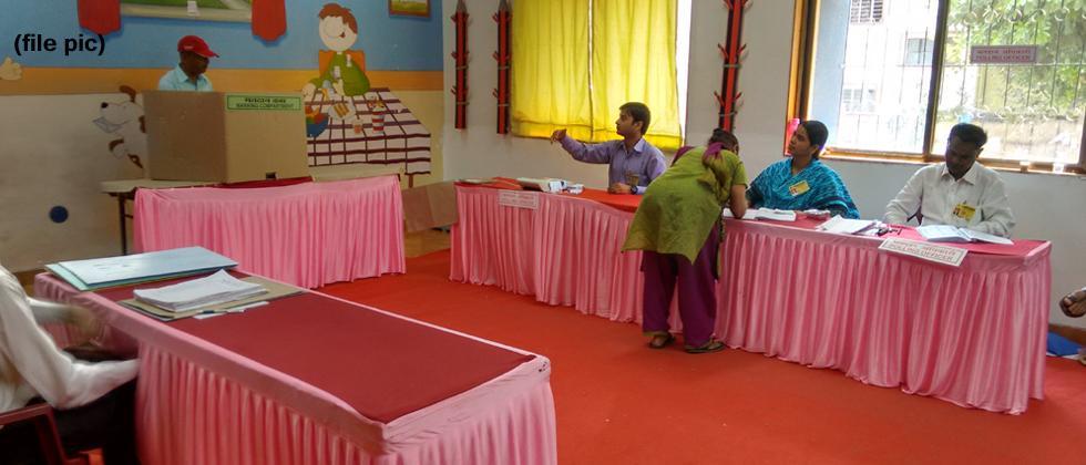 District admin begins election preparation