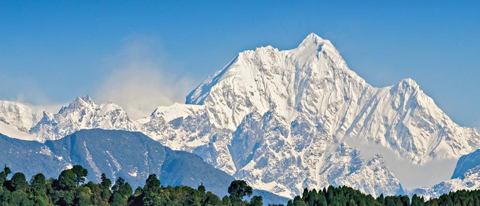 Expedition to study status of Mt Kanchenjunga
