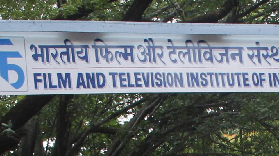 FTII to conduct course on fiction writing for TV in Delhi