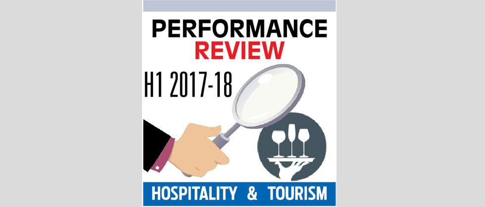 Hospitality and tourism sectors record growth
