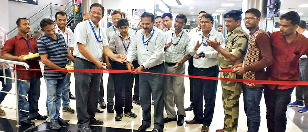 Interconnection corridor created at Pune airport