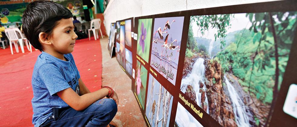 Int'l Day of Biological Diversity celebrated at Empress Garden
