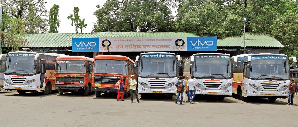 MSRTC employees say transport min misled them on salary hike
