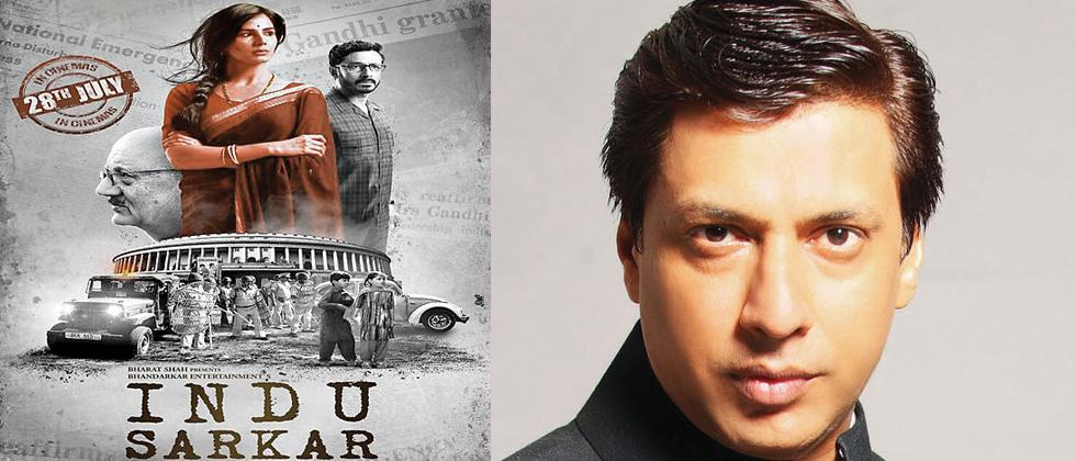 Madhur Bhandarkar faces Congress ire