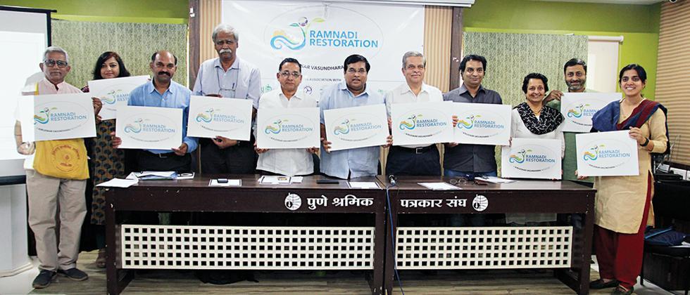 NGOs launch drive to restore Ramnadi