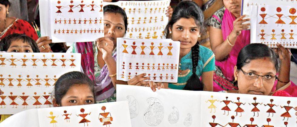 NGOs organise skill-based training for women in Alandi