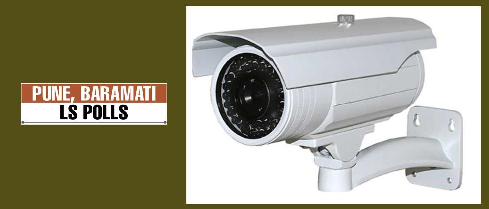 LokSabha 2019: Now, cameras to help keep vigil