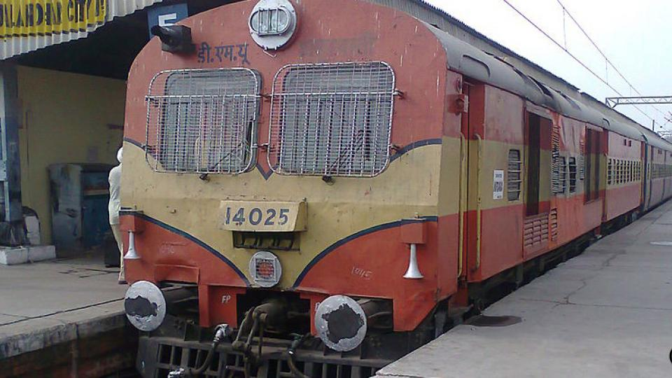 Passengers worried about safety on DEMU to Solapur