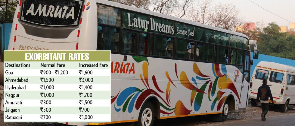 Pvt bus operators hike fares