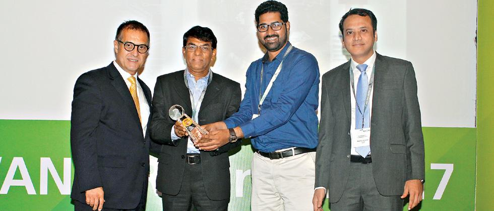 Sakal Media Group receives global award in digital media