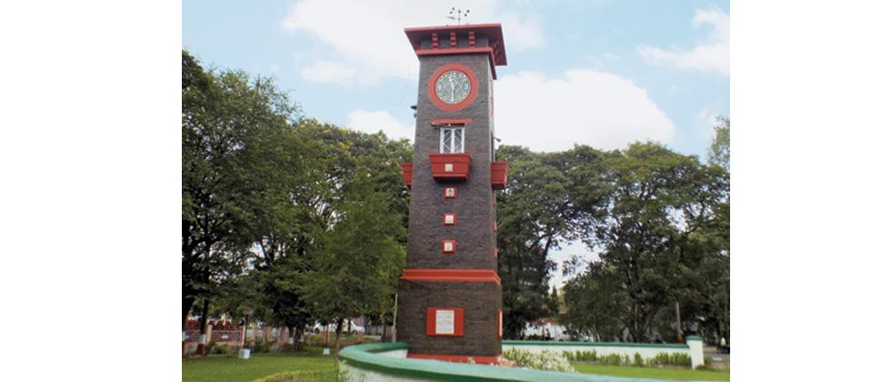 Sherief Tower clock ticks again after a five-year gap