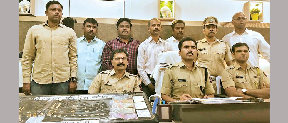 Stolen valuables worth Rs 18.45 lakh recovered