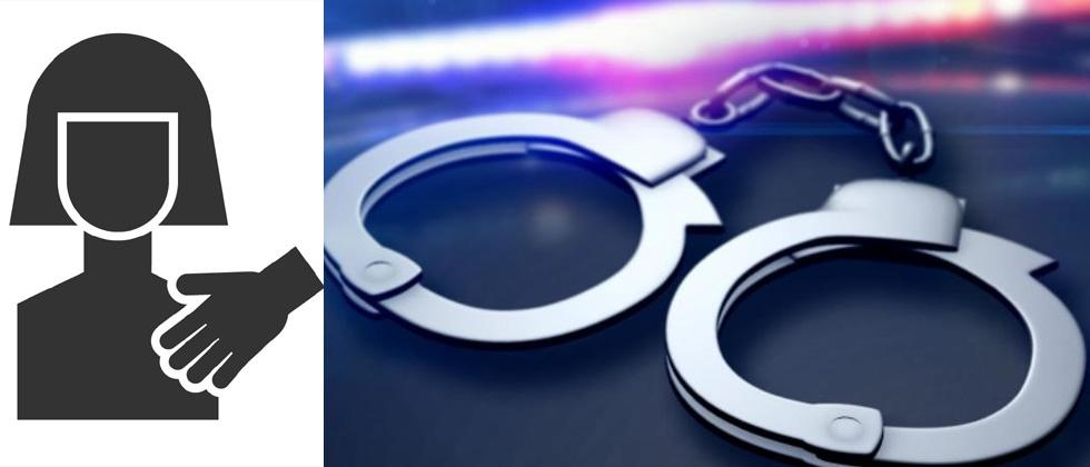 Student arrested for molesting girl in college