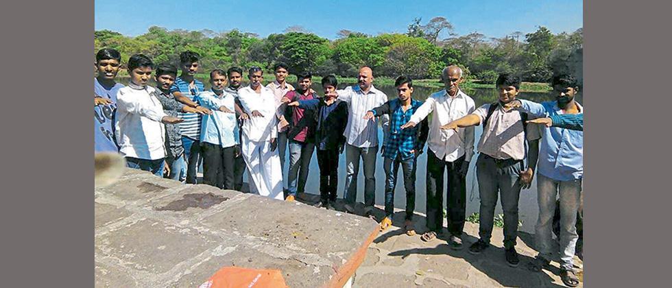 'Take a selfie with river' initiative a big success