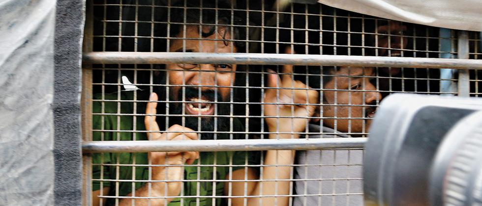 15 people held for violence remanded to PC till Aug 8