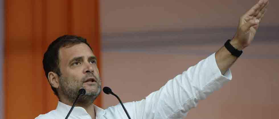 SC seeks Rahul Gandhi's explanation