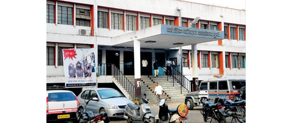 Server down, causes delay to applicants at Pune RTO