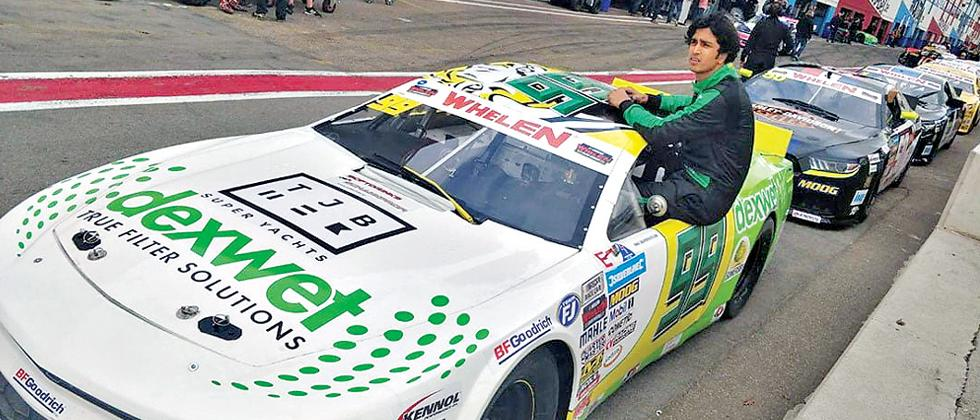 Racer Advait Deodhar to compete in Euro Series Elite 2 Division