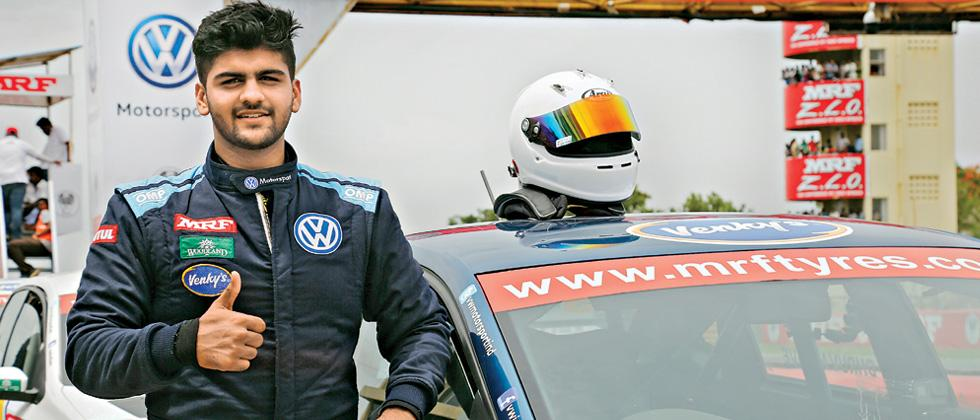 Dhruv aims to 'bring it home' at BIC