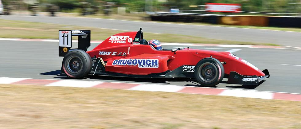 Drugovich signs off with two wins
