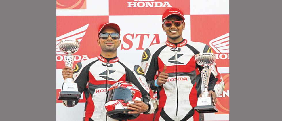Kumar, Balakrishnan emerge champs