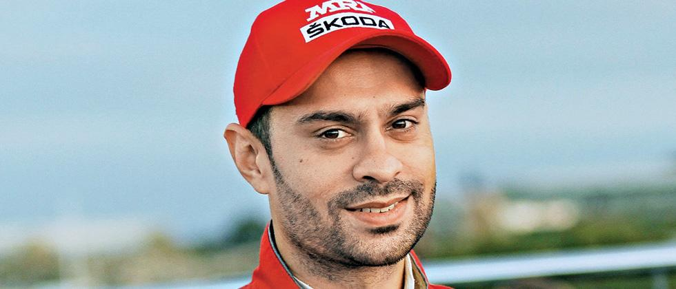 Rally driver Gill blasts Arjuna selection panel after snub