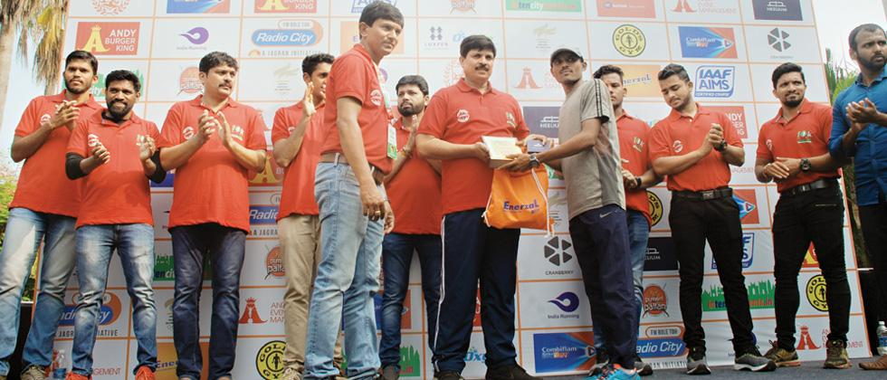 Chandrakant, Priyanka bag top honours