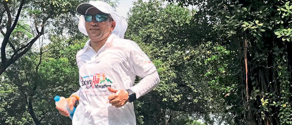 Sixth Satara Hill Half Marathon on Sunday
