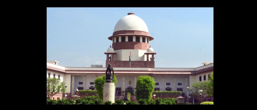 SC urges Parliament to enact law to prevent criminals from entering legislatures