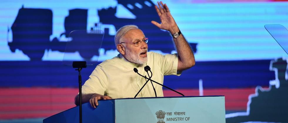 UPA's 'policy paralysis' hampered defence preparedness: PM